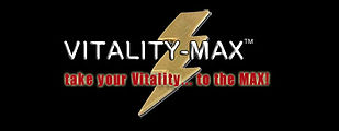 Vitaliity-Max Name Logo/Slogan