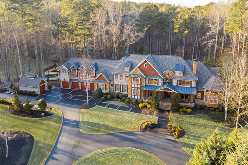 Residential Drone Work