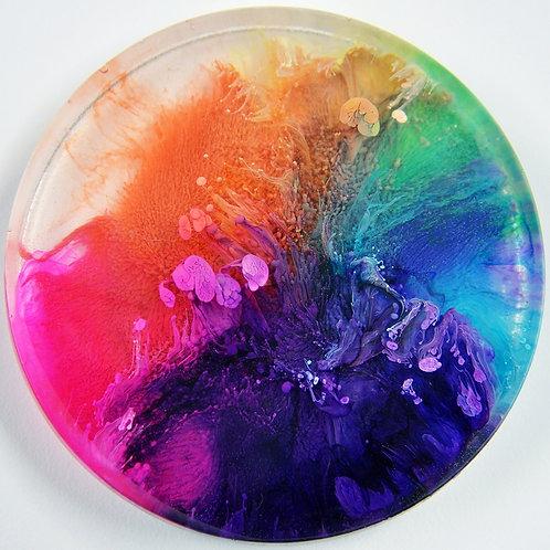 Petri Disc - Rainbow (#6101)