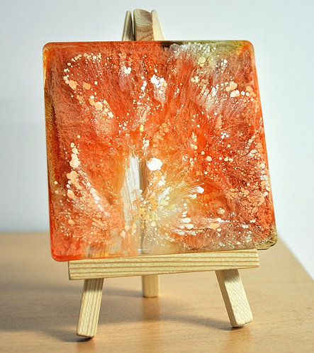 Petri Square - Orange (#6111)