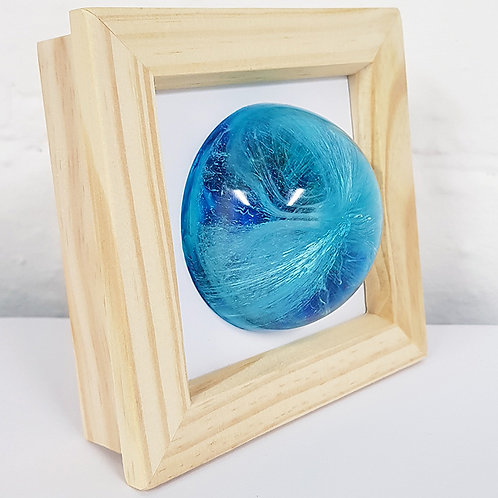 Dome - Blue FRAMED (#7010)