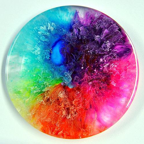 Petri Disc - Rainbow (#6123)