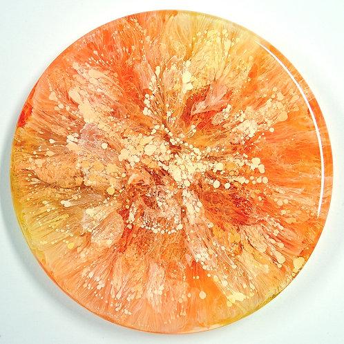 Petri Disc - Orange (#6109)