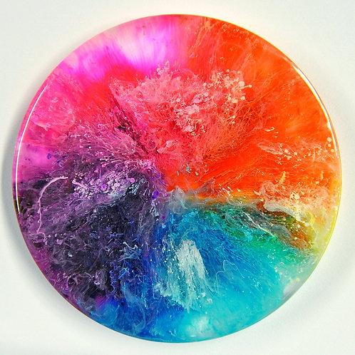 Petri Disc - Rainbow (#6122)