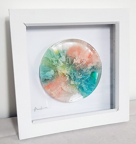 Petri Disc - Spring FRAMED (#6125)