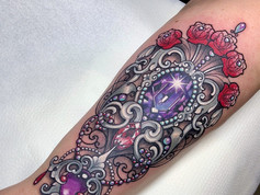 Tattoo by Jenna Kerr