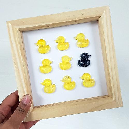 Ducks FRAMED (#7001)