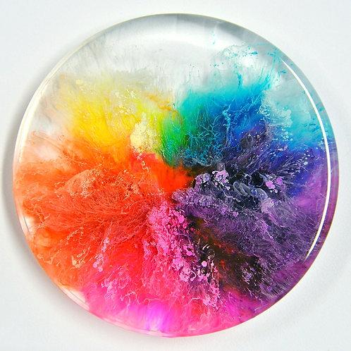 Petri Disc - Rainbow (#6120)