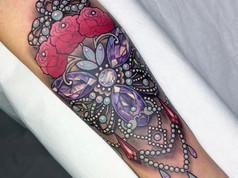 Tattoo by Jenna Kerr