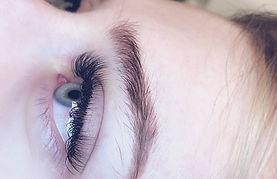 megavolume eyelash extensions