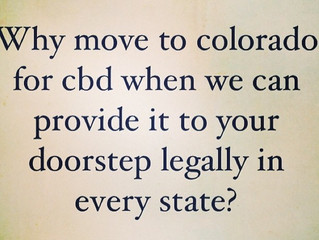 We Are The Provider Of All Your CBD Needs!