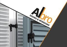 Albro aluminiou shutters booklet