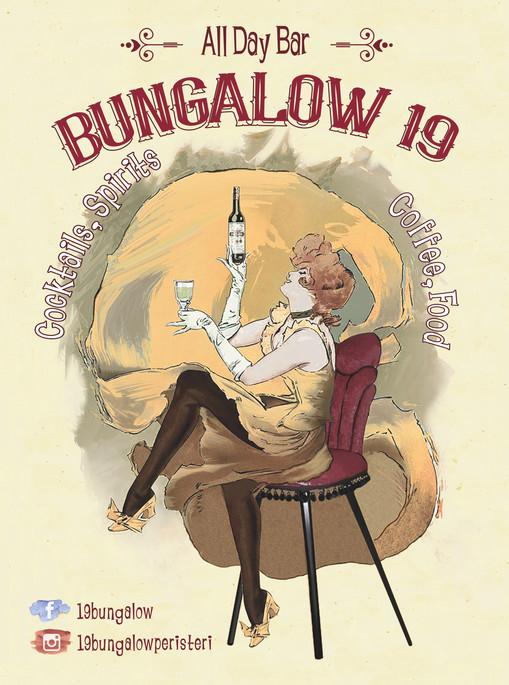 Bungalow19 | All Day Bar Menu