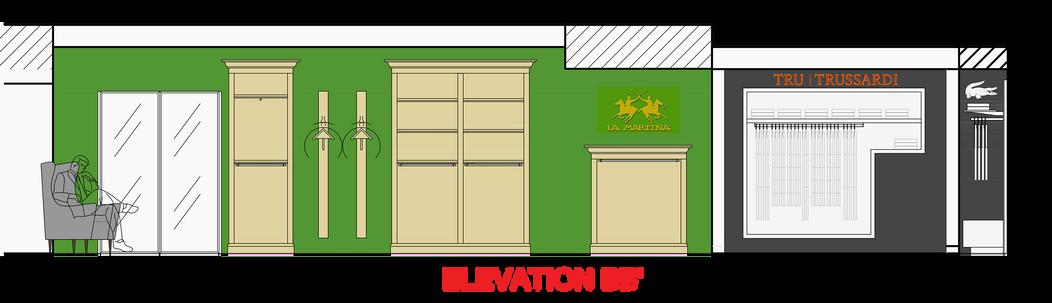 Multi@Attica City Link - 5th floor_Elevation BB
