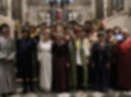 Celebrazione Eucaristica - Rievocazione