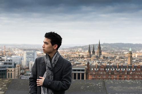 Edinburgh Photographer: Kristine