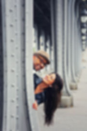 Dovetail Paris Photographer Young Couple