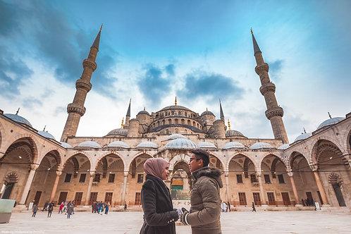Istanbul Photographer: Mohamed
