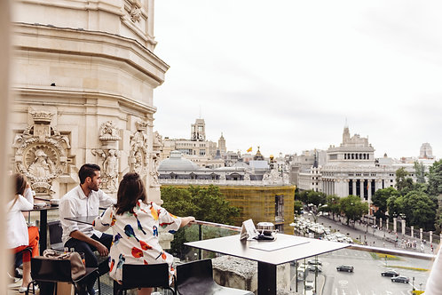 Madrid Photographer: Natalia
