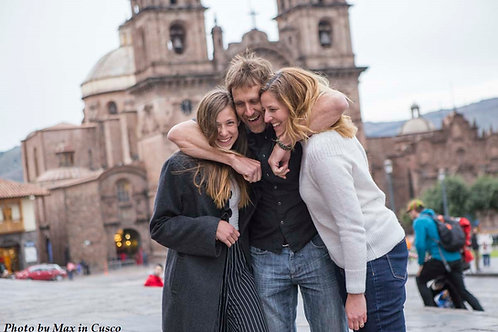 Cusco Photographer: Max