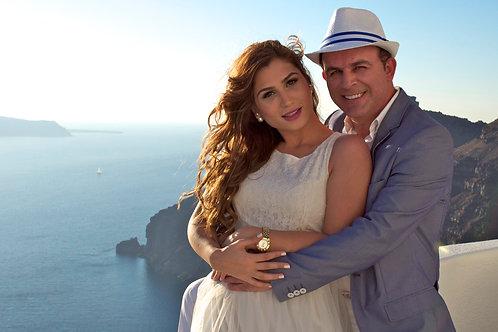 Santorini Photographer: Ramona