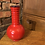 Thumbnail: Small Red West German Vase