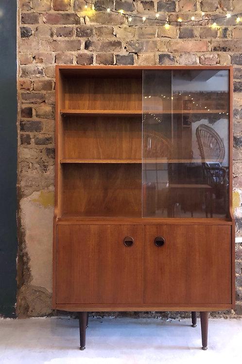 Teak Mid-Century Bookcase