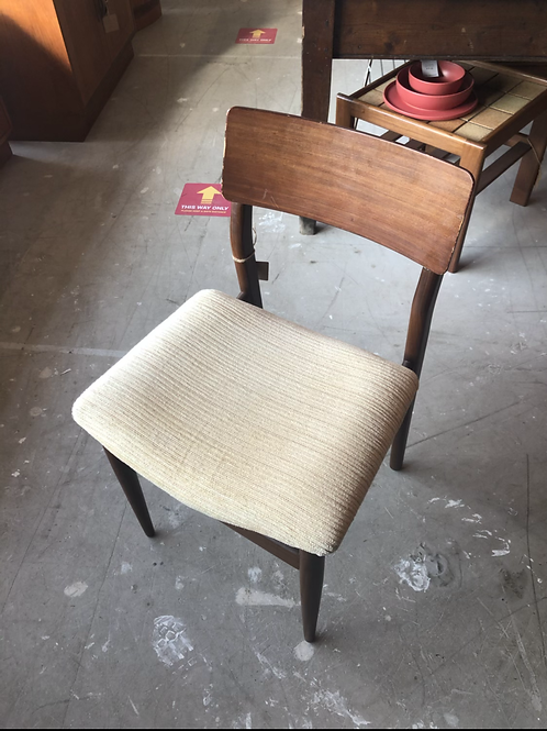 Pair of 1970s Dining Chairs