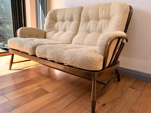 Ercol Windsor Jubilee Two Seater Sofa