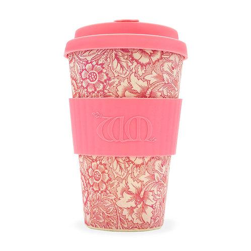 Poppy Bamboo Coffee Cup - 400ml