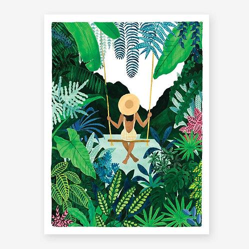 Swing - Art Print