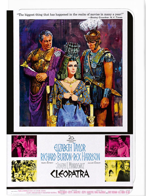 Cleopatra (1963) - Greetings Card