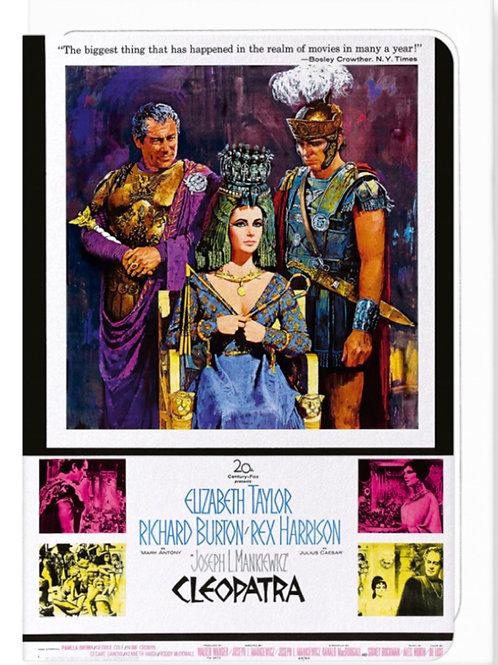 Cleopatra (1963) - Greetings Card