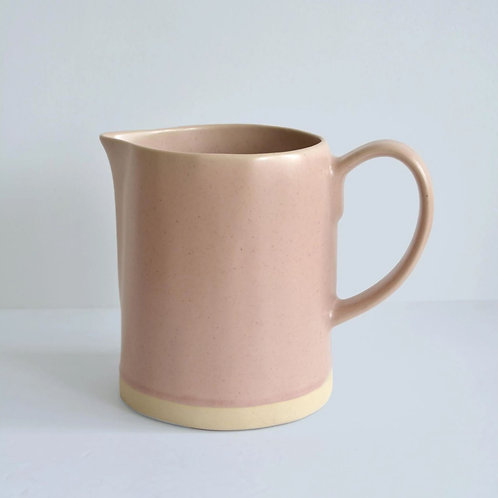 Medium Organic Jug in Pink