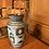 Thumbnail: Blue Geometric West German Vase - 003-18