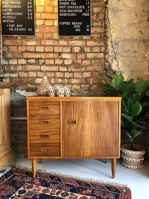 Mid Century Sideboard/Credenza - Made in 1968