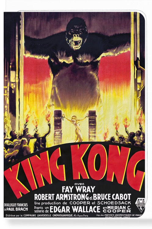King Kong (1933) - Greetings Card