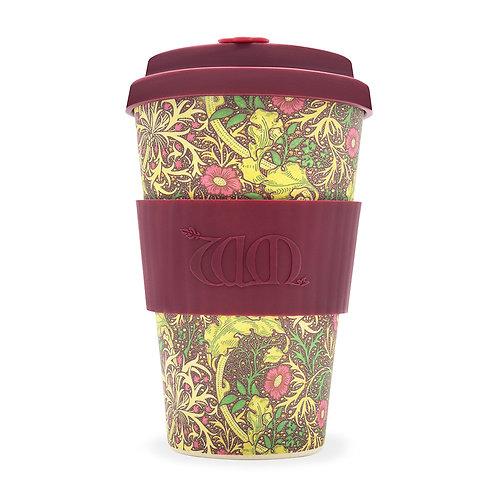 Seaweed Bamboo Coffee Cup - 400ml