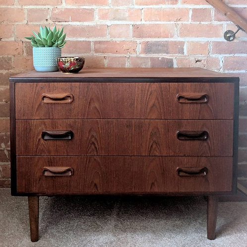 Mid Century G Plan Chest of Drawers