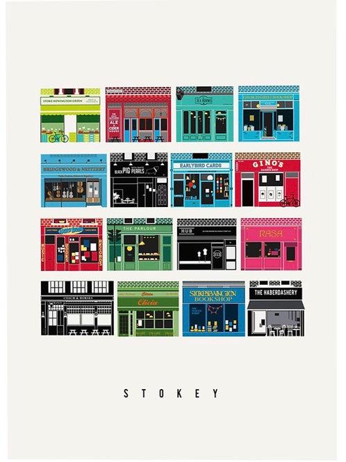 Stokey Print