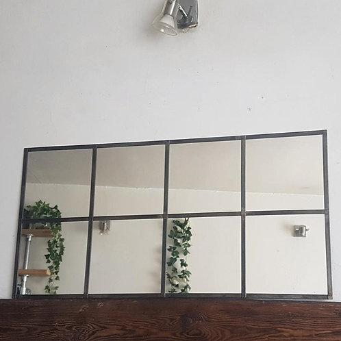 Bespoke Window Frame Mirror - Remaining