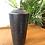 Thumbnail: West German Vase - Black & Gold - 507-22