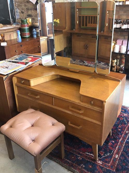 1950s G-Plan Dressing Table