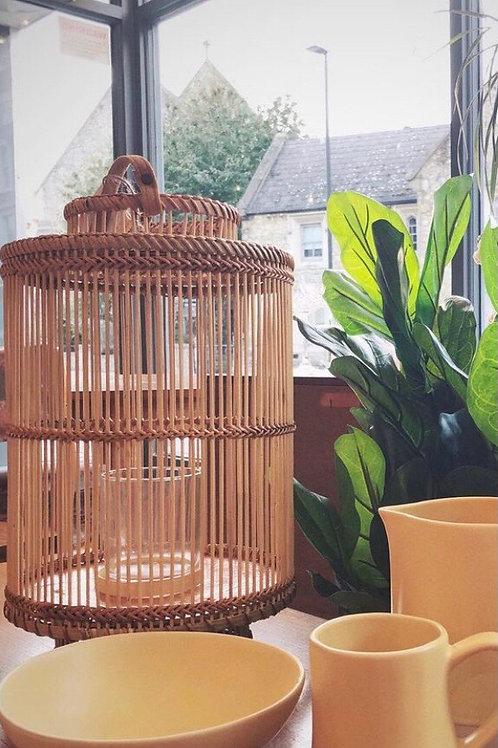 Bamboo Lantern - Large