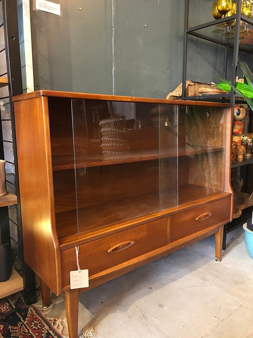 Display cabinet/bookcase - two matching available
