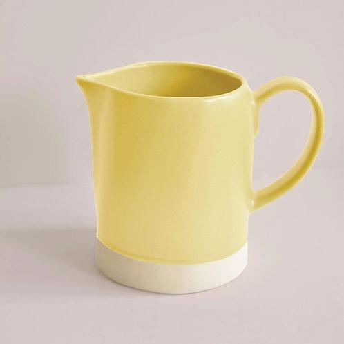 Medium sized yellow water jug
