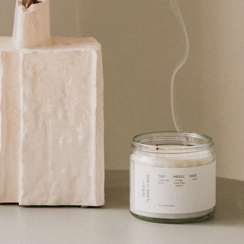 Neroli & Ylang Ylang Soy Wax Candle