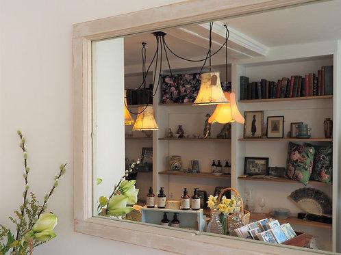 Window Frame Mirror - Single Panel