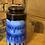 Thumbnail: Blue & Brown West German Vase