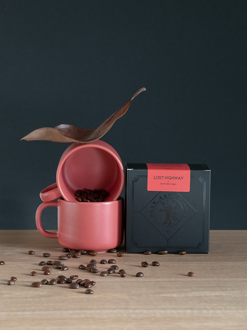 Coffee Drinkers Gift Set - with Dark Arts coffee beans